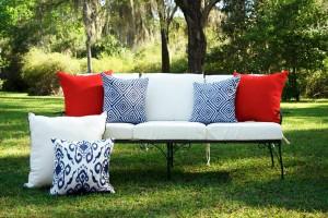 materiale textile de exterior