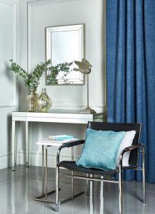draperii classic blue