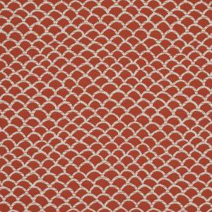material textil culoare terracotta