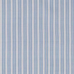 Draperii dungi alb albastru