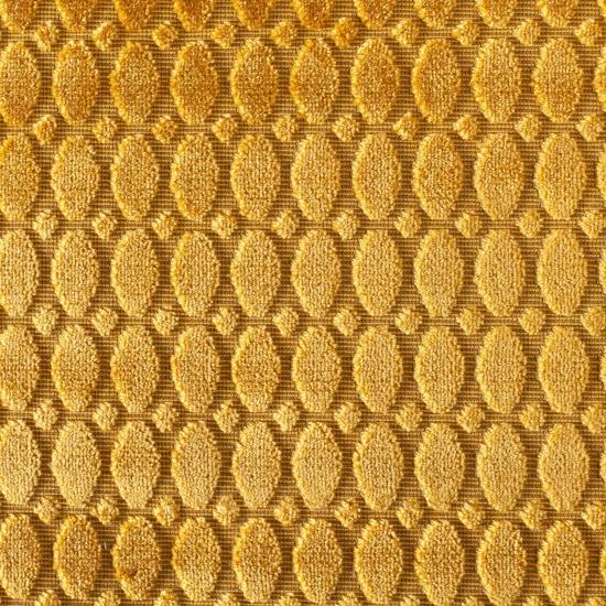 Material catifea jacquard Paulova Oro