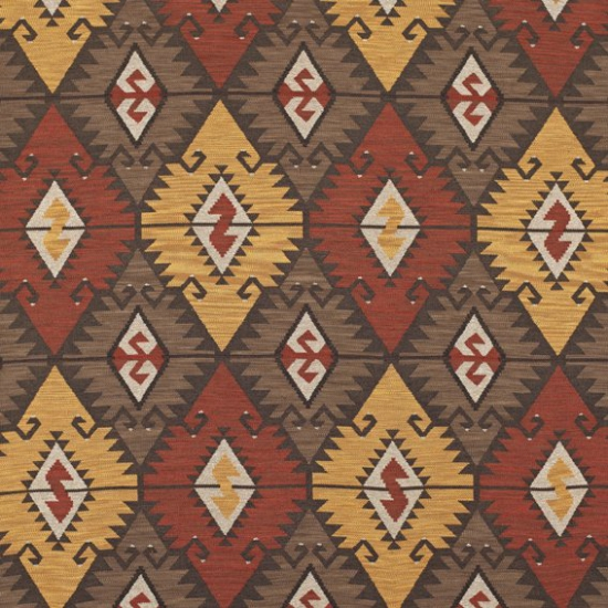 Material tapiterie motive traditionale etnice Tabriz Granate