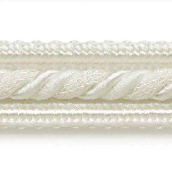 Pasmanterie decorativa pentru tapiterii Entredos Blanco
