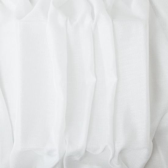 Perdele semitransparente Acis Blanco