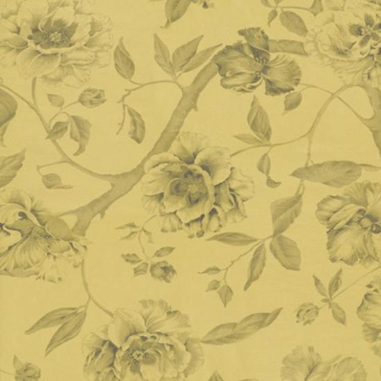 Tapet cu flori Adagio Oro
