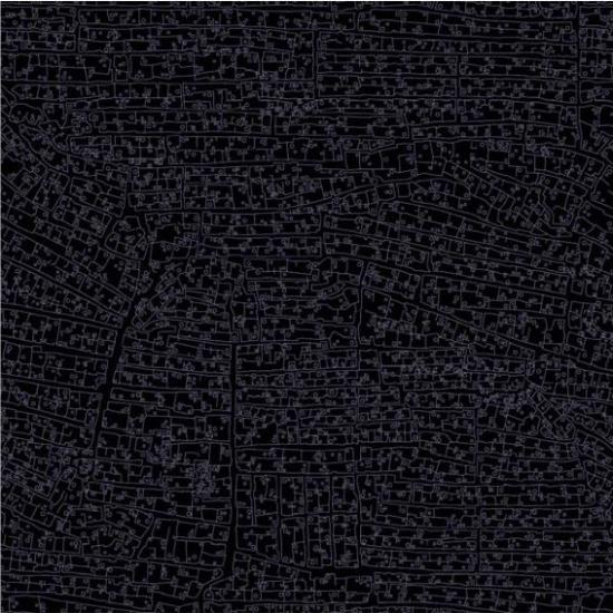 Tapet modern Ulaan Negro