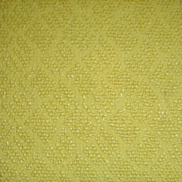 Material tapiterie din in si bumbac Castor Citron