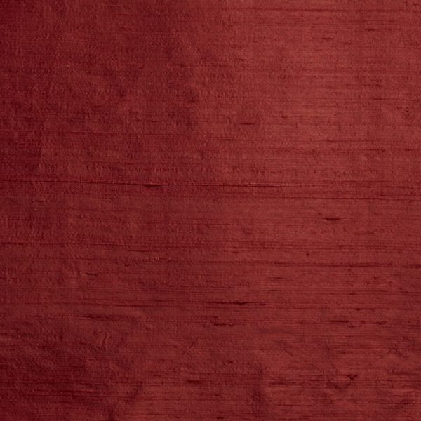 Draperii din matase Jaipur Scarlet