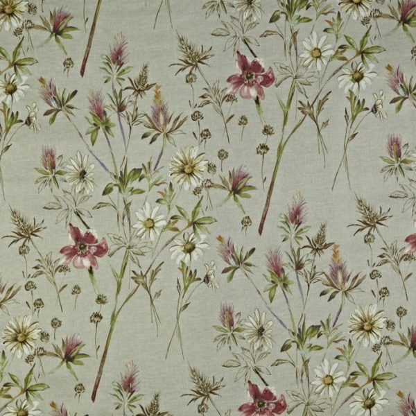 draperii florale Wordsworth Berry