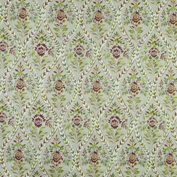 draperii model floral Buttermere Berry