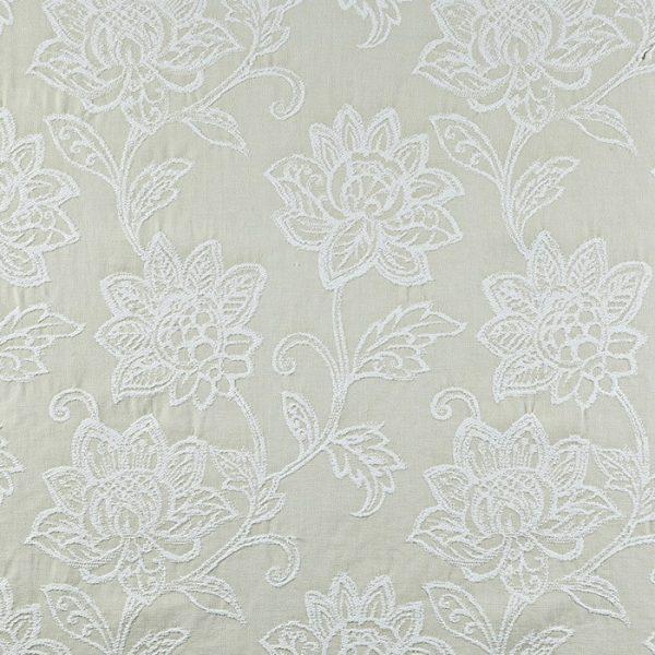 Tapiterie model floral Wimborne Limestone