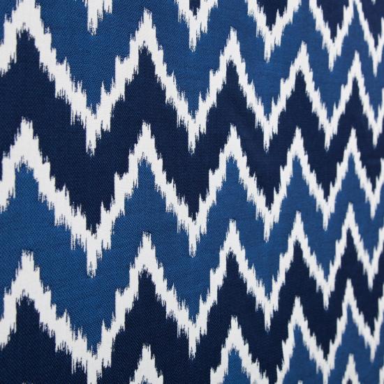Material tapiterie model zig zag Santorini Marino