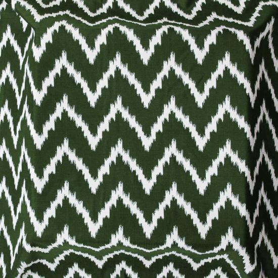 Material tapiterie model zig zag Santorini Oliva