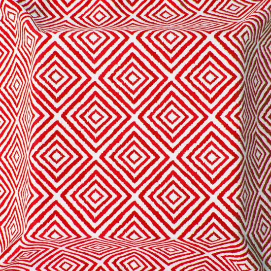 Tapiterie model geometric Kameni Rojo