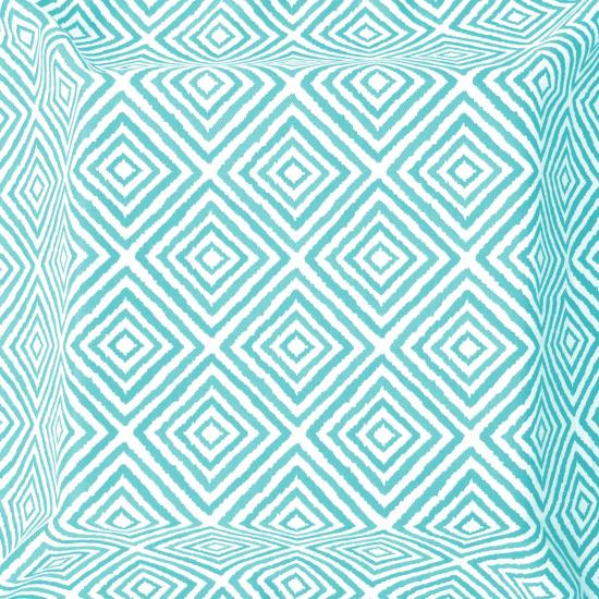Tapiterie model geometric Kameni Turquesa