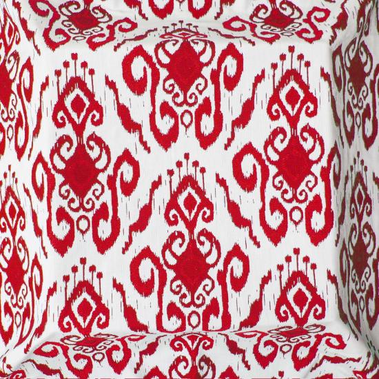 Tapiterie motive etnice Thira Rojo