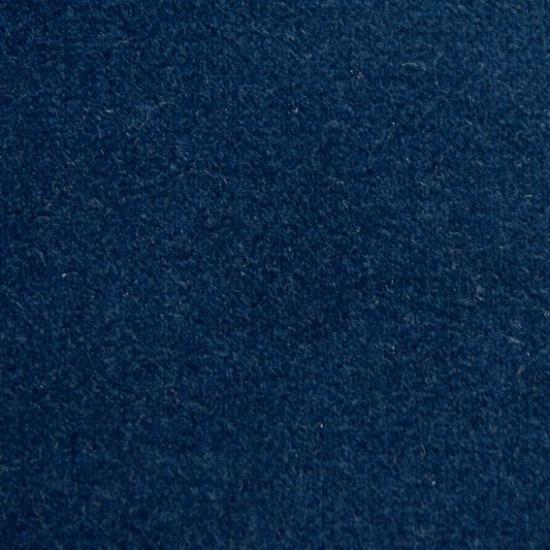 Catifea din bumbac pentru tapiterie San Carlo Azul