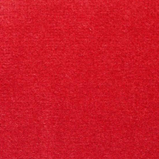 Catifea din bumbac pentru tapiterie San Carlo Rojo