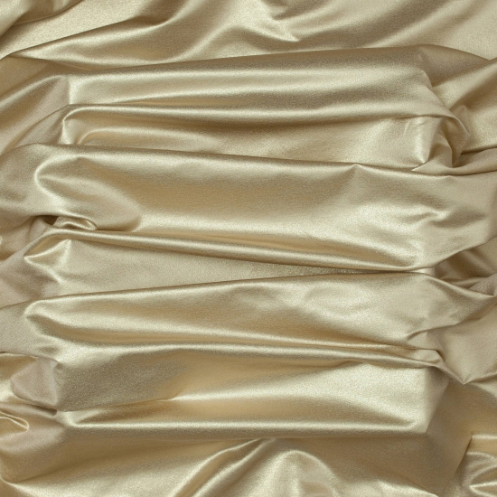 Draperii satinate Emo Lurex Oro