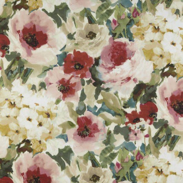 Draperii cu flori Lucido Antique