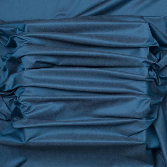 Draperii satinate Emo Azul