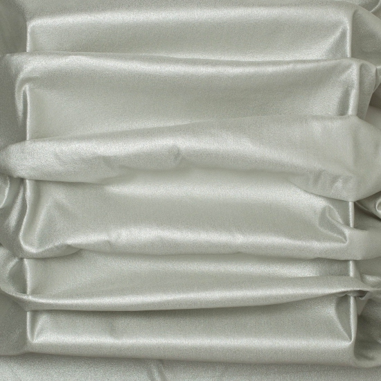 Draperii satinate Emo Lurex Plata