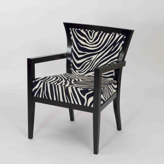 "Material textil design ""animal print"" Cebra"