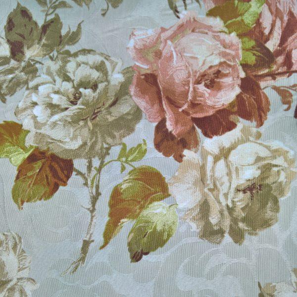 Draperii cu model floral Viena Monty 77