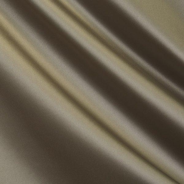 Draperii din bumbac satinat Chic Aluminium