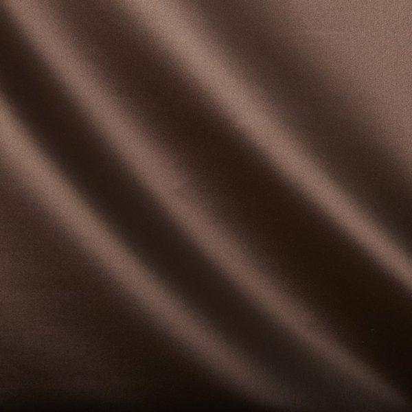 Draperii din bumbac satinat Chic Sable