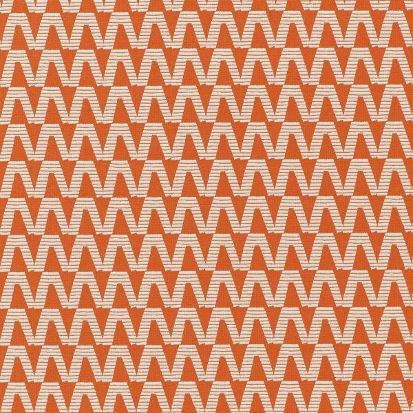 Material tapiterie cu model geometric Domino Jaffa