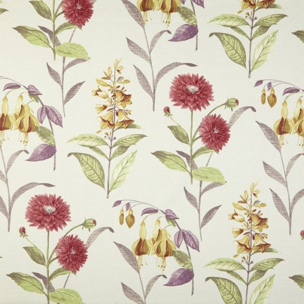 draperii florale din bumbac BLOOMINGDALE VINTAGE