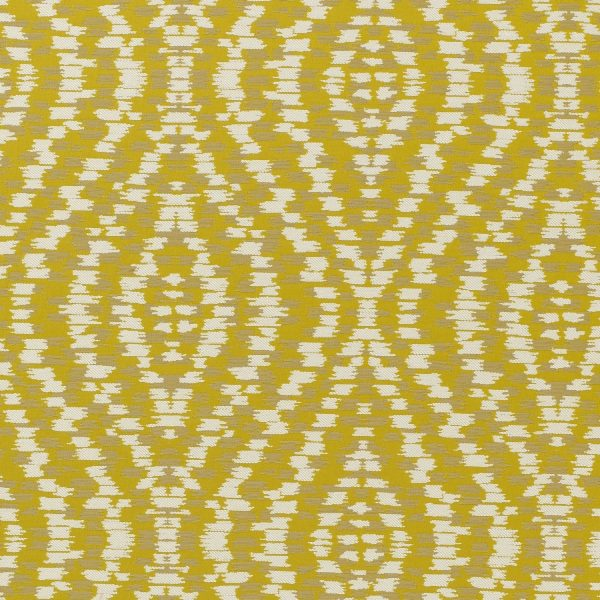Tapiterie model geometric Bagatelle Yellow
