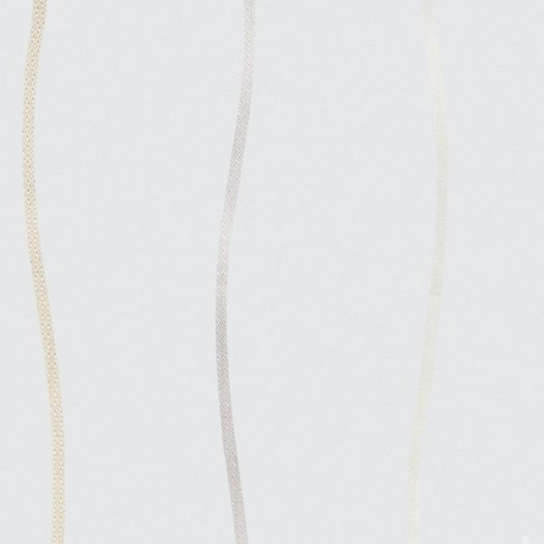 Perdele cu dungi serpuite 51158 Beige