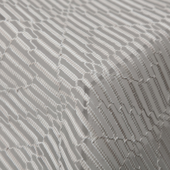 Perdele cu model geometric Kubic Piedra