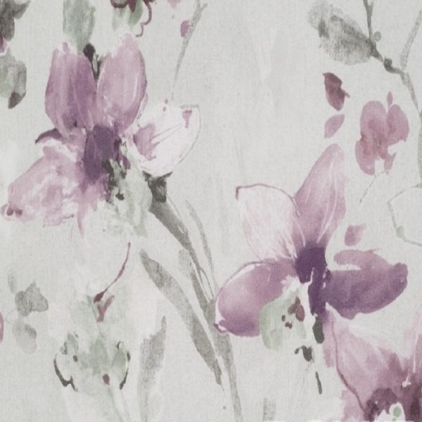 Draperii florale Garden Mallow