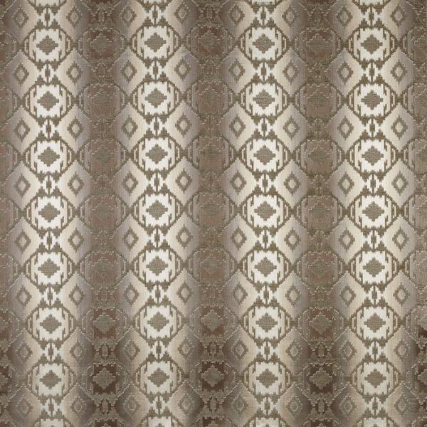 Draperii model geometric Navajo Linen