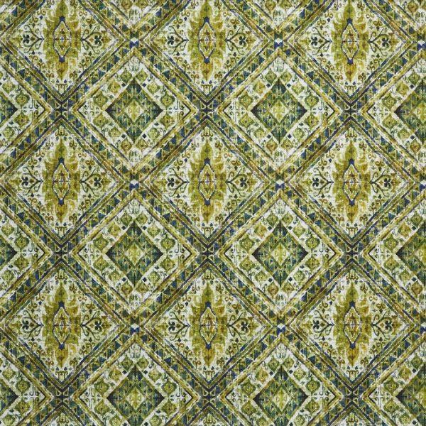 Material tapiterie cu model geometric  Banyan Cactus
