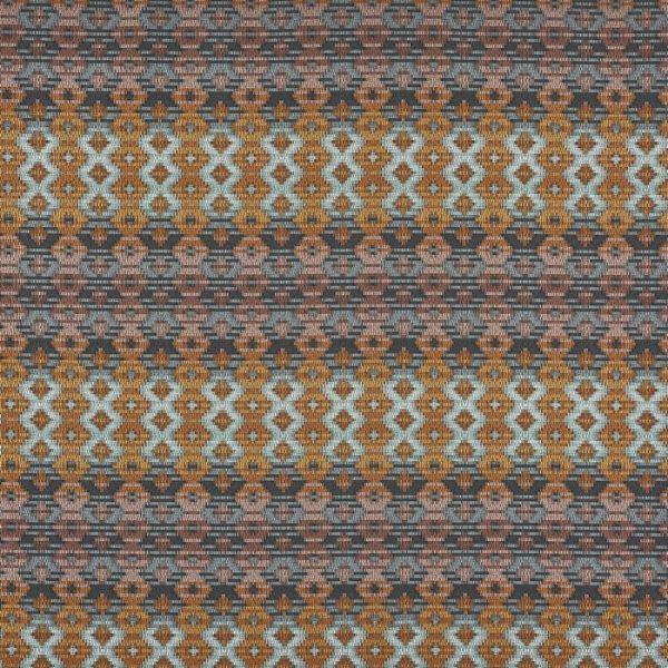 Material tapiterie cu motive geometrice  Zebedee Calypso