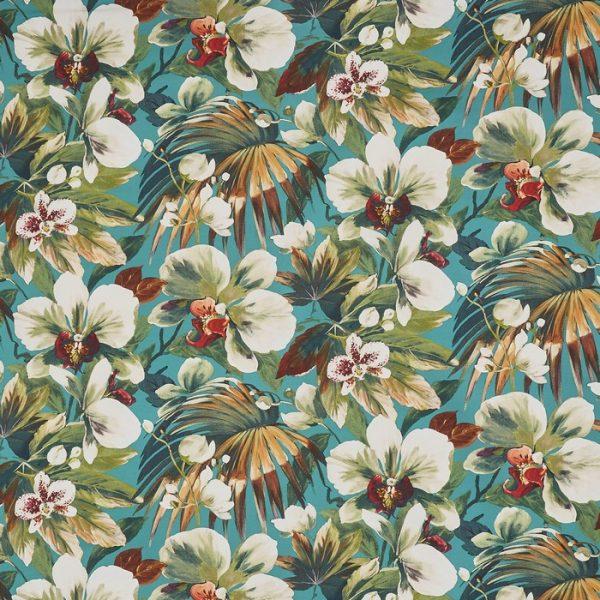 Draperii florale Moorea Pacific