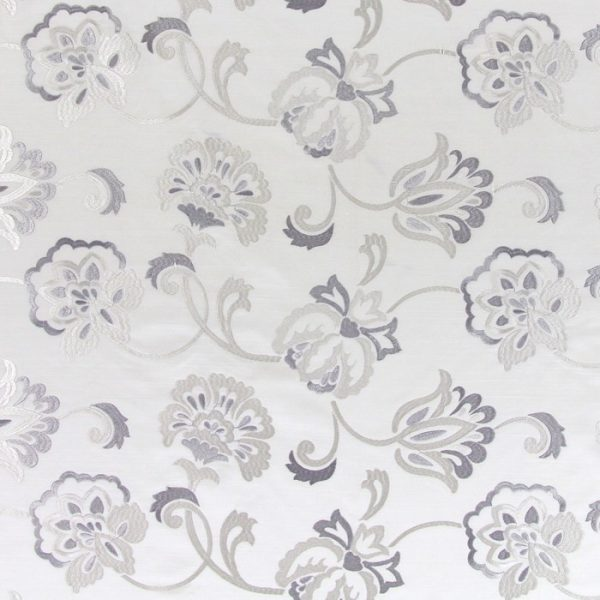 Draperii florale Novara Pearl