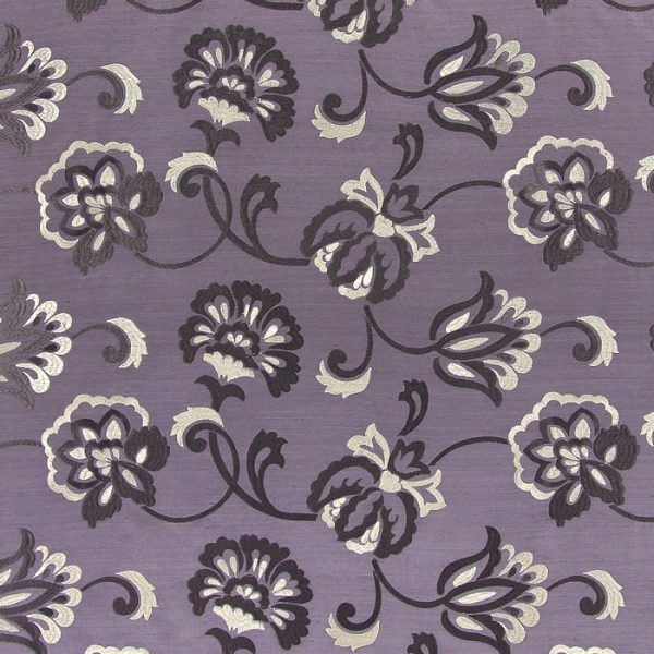 Draperii florale Novara Heather