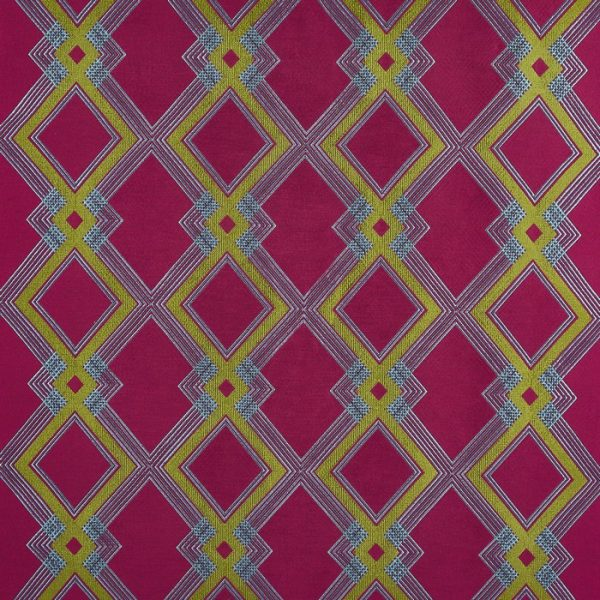 draperii cu model geometric fernando vivacious
