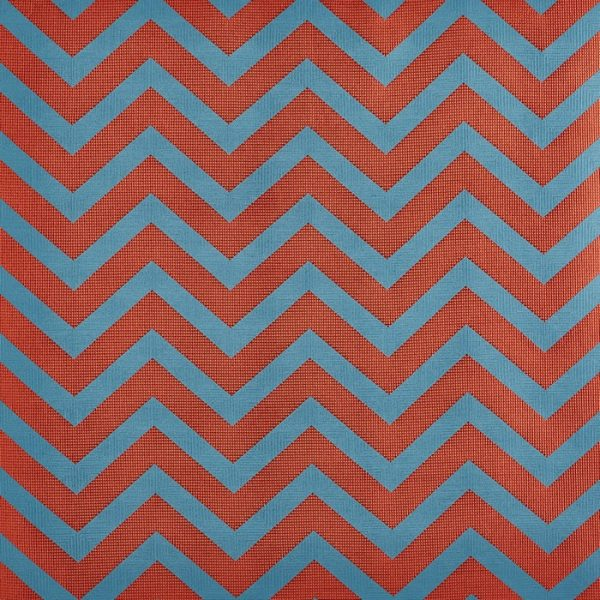 Draperii model geometric Zazu Firecracker
