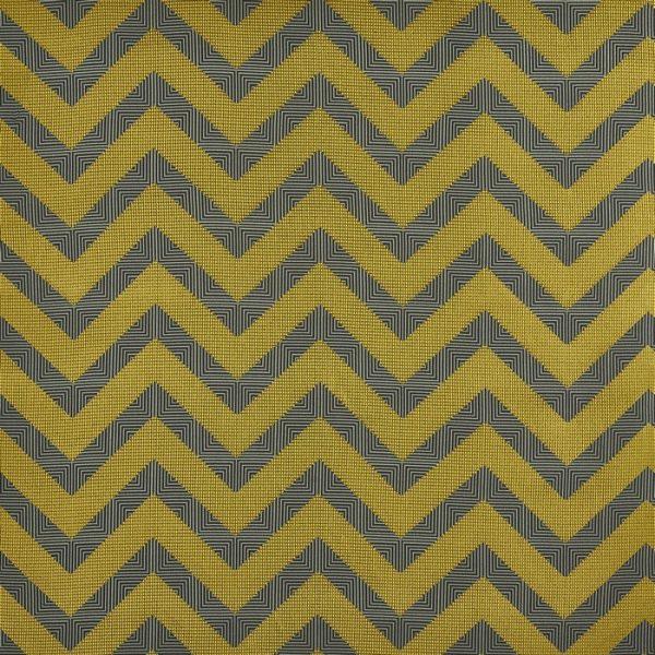 draperii model geometric zazu limoncello