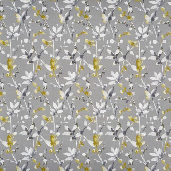 Draperii florale Trebah Saffron