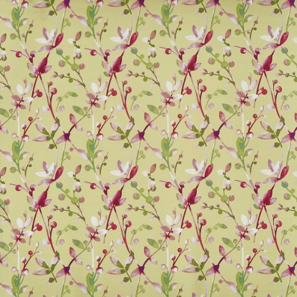Draperii florale Trebah Canary