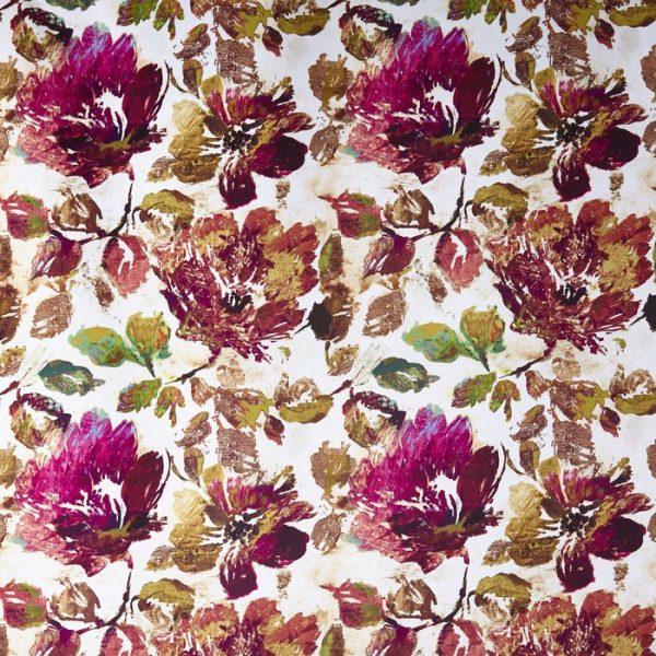 Material tapiterie model floral Opium Medici
