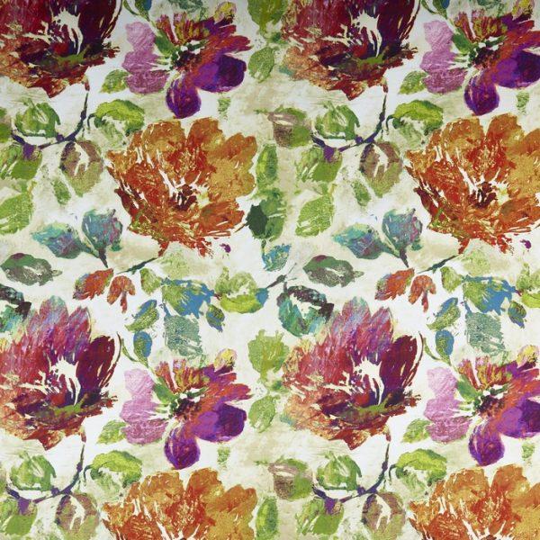 Material tapiterie model floral Opium Calypso
