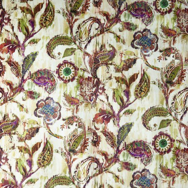 material tapiterie model floral grandeur medici